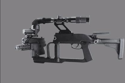 自由变线武器系统